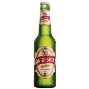 bière kingfisher inde