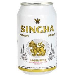 biere singha cannette 33cl